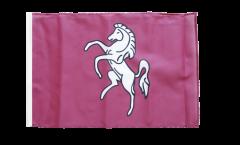 Flagge mit Hohlsaum Großbritannien Kent