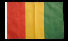 Flagge Guinea - 30 x 45 cm