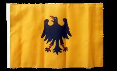 Flagge mit Hohlsaum Heiliges Römisches Reich Deutscher Nation vor 1400