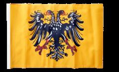 Flagge Heiliges Römisches Reich Deutscher Nation nach 1400 - 30 x 45 cm