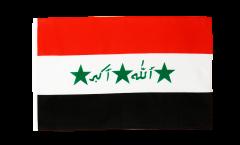 Flagge Irak alt 1991-2004 - 30 x 45 cm