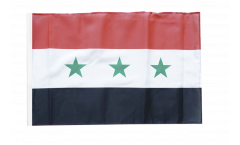 Flagge Irak ohne Schrift 1963-1991 - 30 x 45 cm