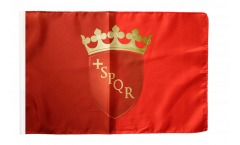 Flagge Italien Rom - 30 x 45 cm