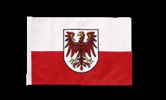 Flagge Italien Südtirol - 30 x 45 cm