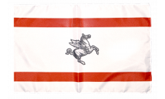 Flagge Italien Toskana - 30 x 45 cm