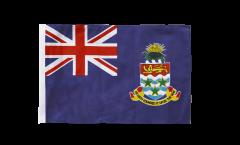 Flagge mit Hohlsaum Kaiman-Inseln