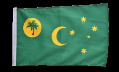 Flagge Kokosinseln - 30 x 45 cm