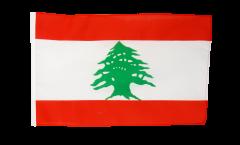 Flagge Libanon - 30 x 45 cm