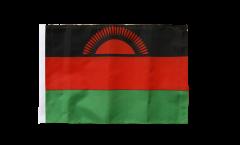 Flagge mit Hohlsaum Malawi
