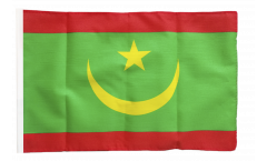Flagge Mauretanien - 30 x 45 cm