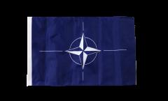 Flagge NATO - 30 x 45 cm