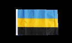 Flagge mit Hohlsaum Niederlande Gelderland