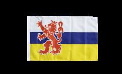 Flagge Niederlande Limburg - 30 x 45 cm