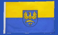 Flagge Oberschlesien - 30 x 45 cm