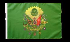 Flagge Osmanisches Reich Wappen - 30 x 45 cm