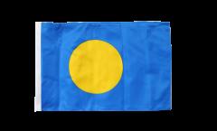 Flagge Palau - 30 x 45 cm