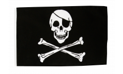 Flagge Pirat Skull and Bones - 30 x 45 cm