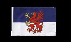 Flagge Pommern - 30 x 45 cm