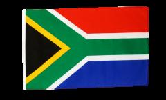 Flagge mit Hohlsaum Südafrika