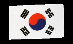 Flagge mit Hohlsaum Südkorea