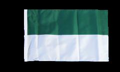 Flagge mit Hohlsaum Schützenfest