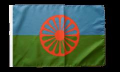 Flagge Sinti und Roma - 30 x 45 cm