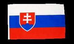 Flagge Slowakei - 30 x 45 cm