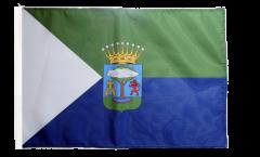 Flagge mit Hohlsaum Spanien El Hierro