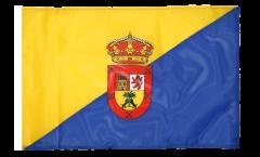 Flagge mit Hohlsaum Spanien Gran Canaria