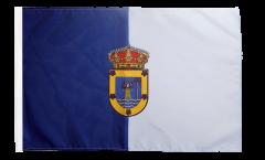 Flagge Spanien La Palma - 30 x 45 cm
