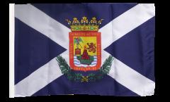 Flagge Spanien Teneriffa - 30 x 45 cm