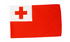 Flagge mit Hohlsaum Tonga