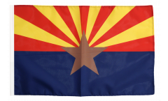 Flagge USA Arizona - 30 x 45 cm