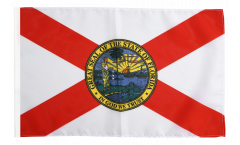 Flagge mit Hohlsaum USA Florida
