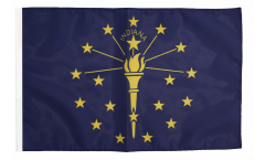 Flagge USA Indiana - 30 x 45 cm