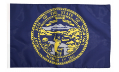 Flagge mit Hohlsaum USA Nebraska