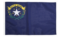 Flagge mit Hohlsaum USA Nevada