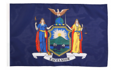 Flagge USA New York - 30 x 45 cm