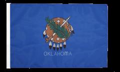 Flagge USA Oklahoma - 30 x 45 cm