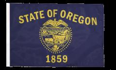 Flagge mit Hohlsaum USA Oregon