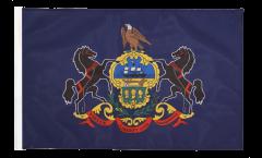 Flagge USA Pennsylvania - 30 x 45 cm