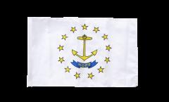 Flagge USA Rhode Island - 30 x 45 cm