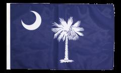 Flagge mit Hohlsaum USA South Carolina