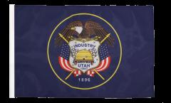 Flagge USA Utah - 30 x 45 cm