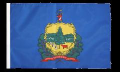 Flagge USA Vermont - 30 x 45 cm