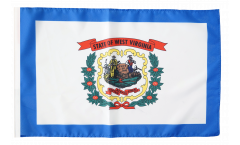 Flagge USA West Virginia - 30 x 45 cm