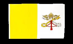Flagge mit Hohlsaum Vatikan