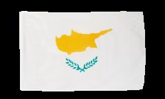 Flagge mit Hohlsaum Zypern