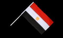 Stockflagge Ägypten - 60 x 90 cm