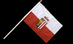 Stockflagge Österreich Oberösterreich